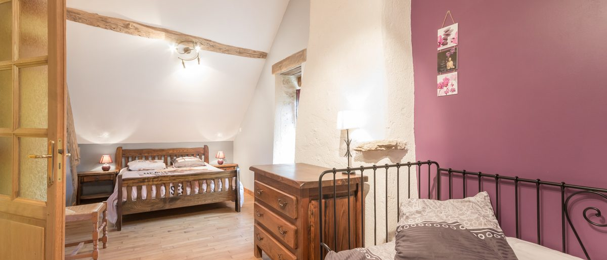 Permalien vers:La chambre violette