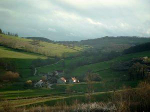 Le hameau de Cormaillon